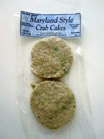 Contender #2: Trader Joe's MD Style Crab Cakes