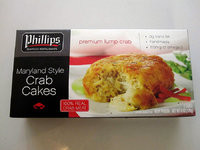 Contender #3: Phillips MD Style Crab Cakes
