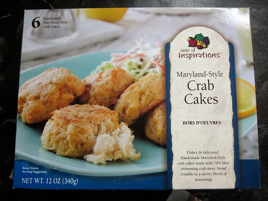 Taste of Inspirations Maryland-Style Crab Cakes