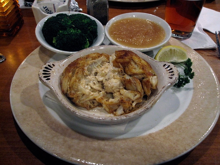 Jerry's Seafood Crab Bomb