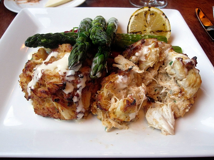 Grille 700 Maryland Crab Cakes