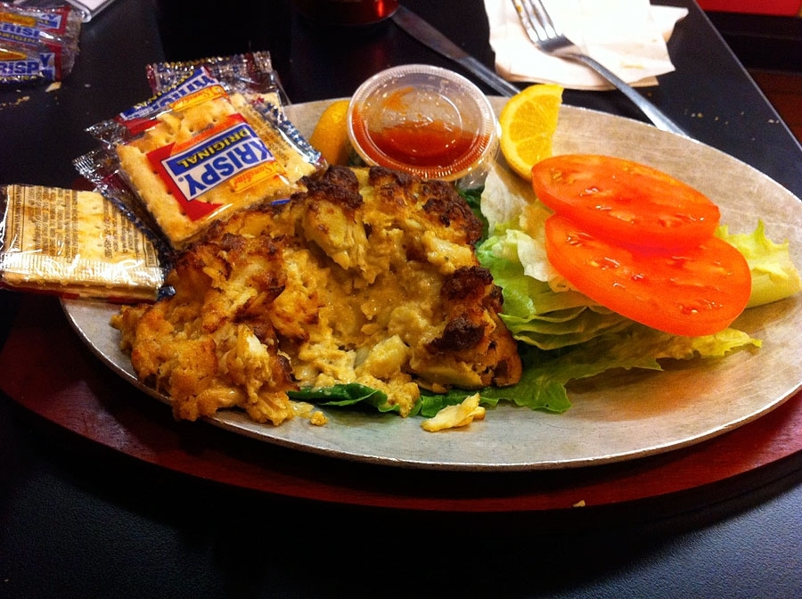 Chick and Ruth's Jumbo Lump Crab Cake