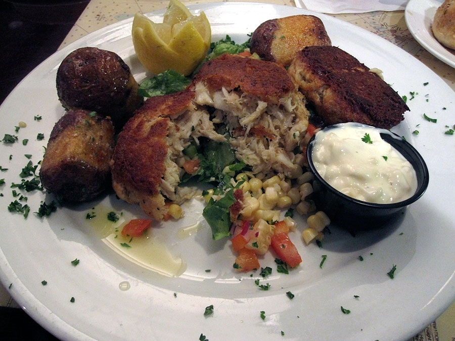 Ports of Call Maryland Crab Cakes