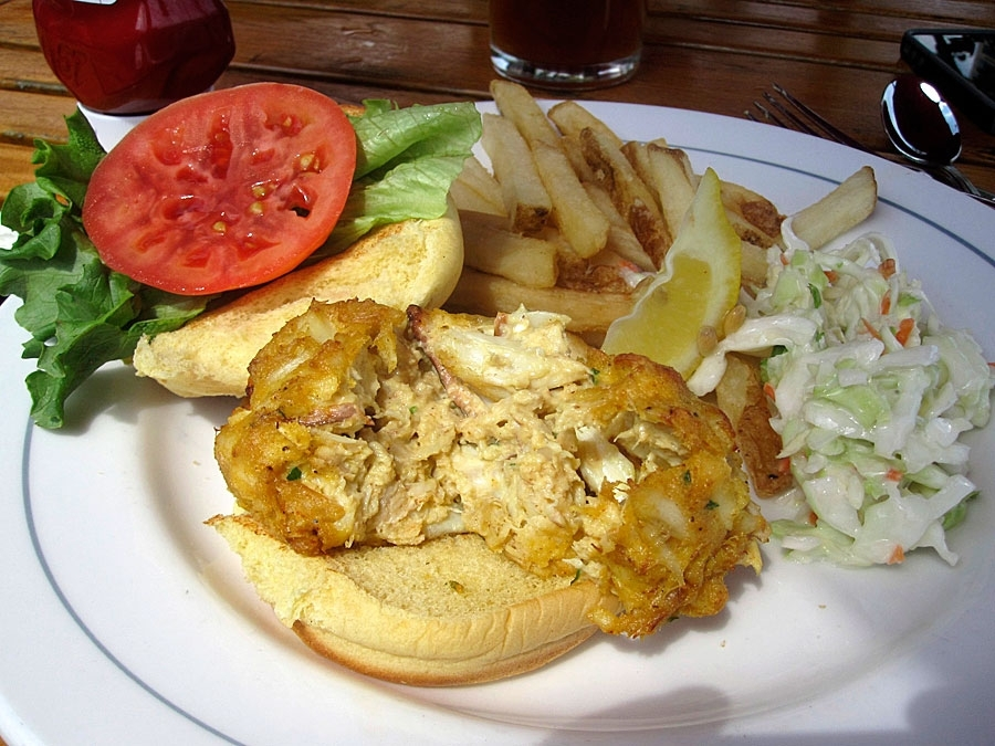 Phillips Famous Crab Cake