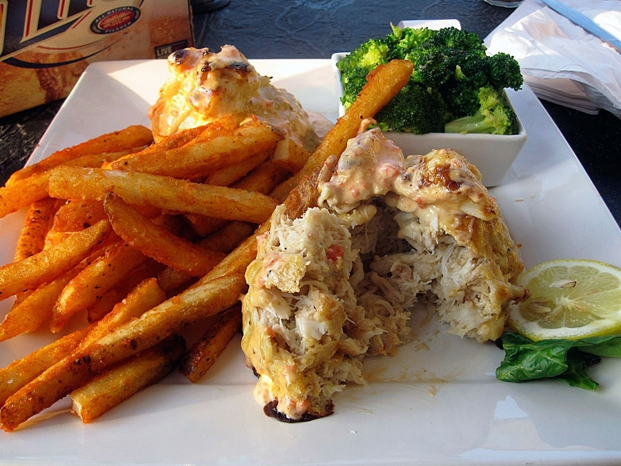 Todd Conner's Fells Point Ultimate Crab Cake